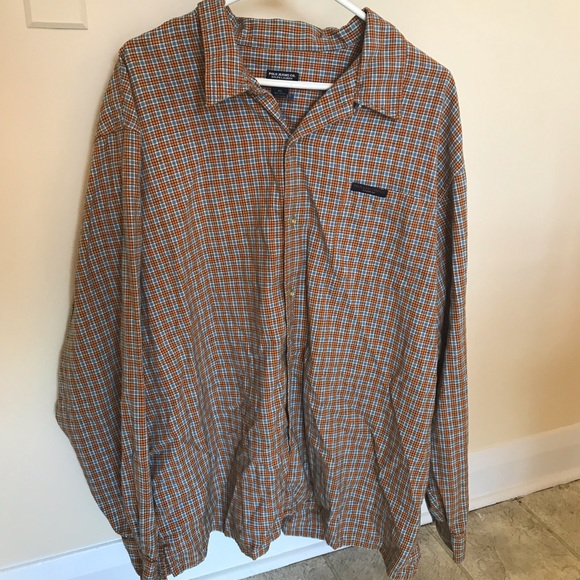 Polo by Ralph Lauren Other - POLO JEANS RALPH LAURENOrange Long Sleeve XL AA131